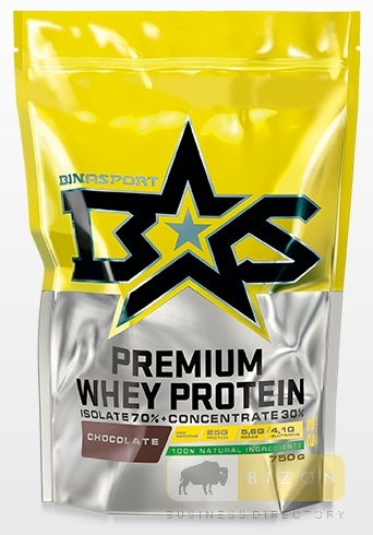 PREMIUM WHEY PROTEIN (750гр) - 28 грам белка в КАЖДОЙ ПОРЦИИ !!!