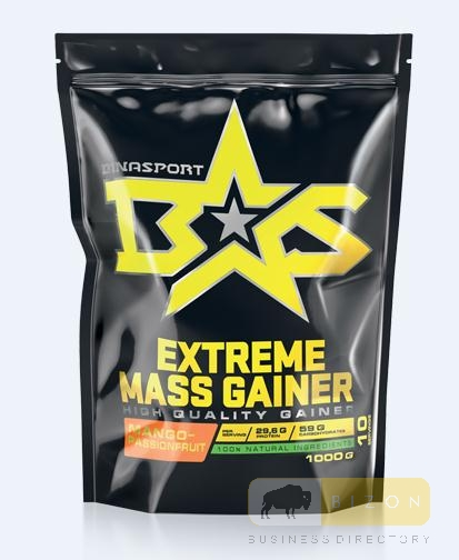 EXTREME MASS GAINER 1кг