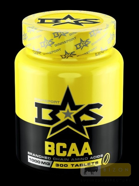 BCAA таблетки (300 таблеток по 1000мг)